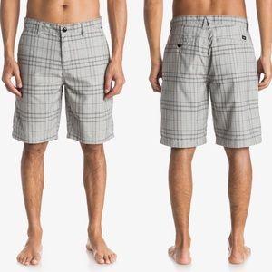 Quicksilver Regeneration Shorts in Steeple Gray